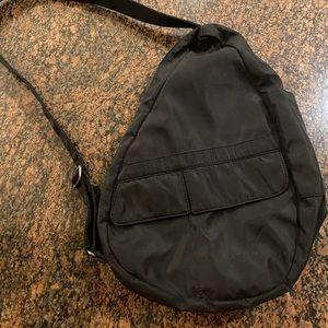 Healthy Back Carry All Bag Black EUC